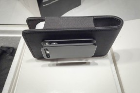 Case with belt clip
